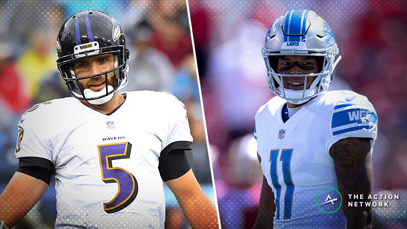 Week 11 NFL Injury Report: Joe Flacco, Marvin Jones, More Fantasy Football Starters to Monitor article feature image