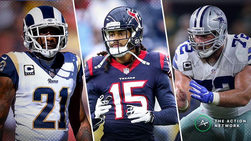 NFL Midseason Injury Report: Ranking All 32 Teams from Healthiest to Most Hurt article feature image