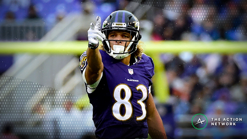 Best Week 11 NFL Player Props: Willie Snead's Receiving Yards, More article feature image