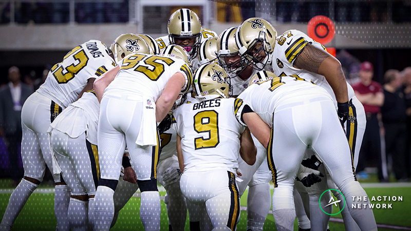 Schwartz's Trench Report: Picking Saints-Bengals, More Week 10 NFL Bets article feature image