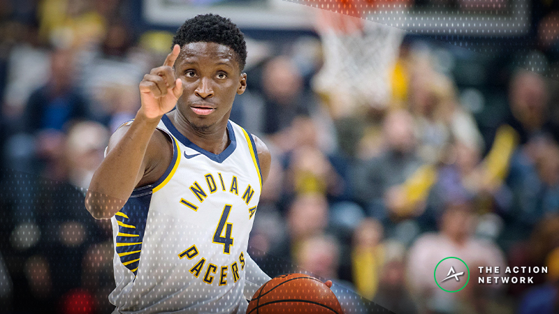 NBA Injury Report: Betting, DFS Impact of Victor Oladipo, Russell Westbrook Injuries article feature image