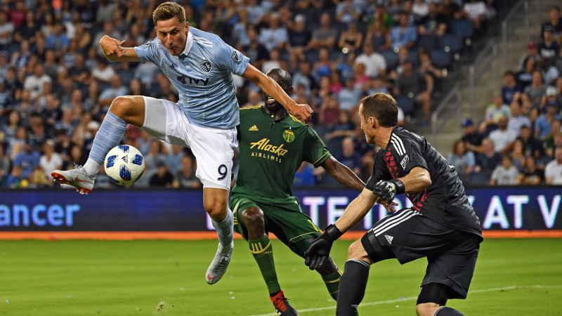 2018 MLS Cup Playoffs: How to Bet the Conference Championship Opening Legs article feature image
