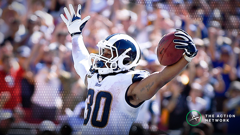 Week 13 Fantasy Football PPR Rankings: RB article feature image