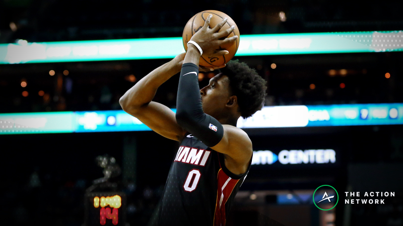 Friday's Best NBA Player Props: Betting Josh Richardson Points, More article feature image