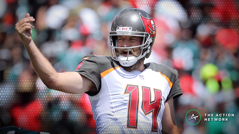 Week 11 NFL Matchup Manifesto: Ryan Fitzpatrick Might Have Some Magic Left for the Giants article feature image