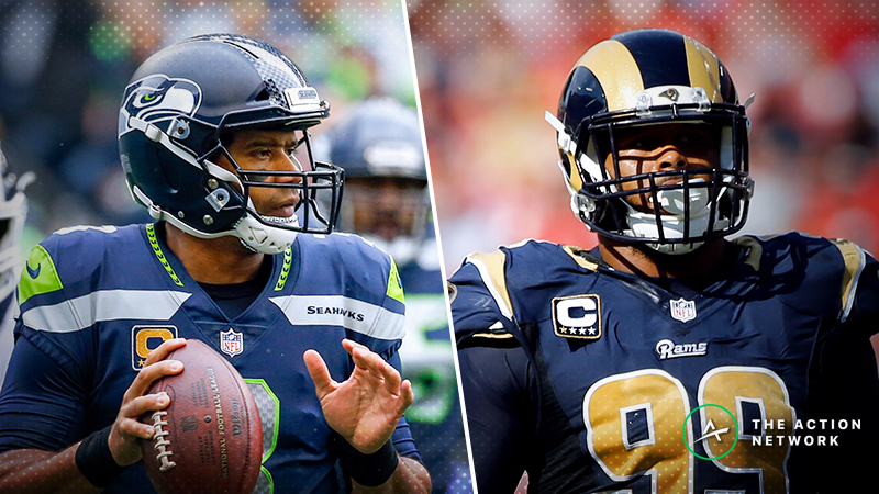 Seahawks-Rams Betting Preview: Back Seattle as a Trendy Underdog? article feature image