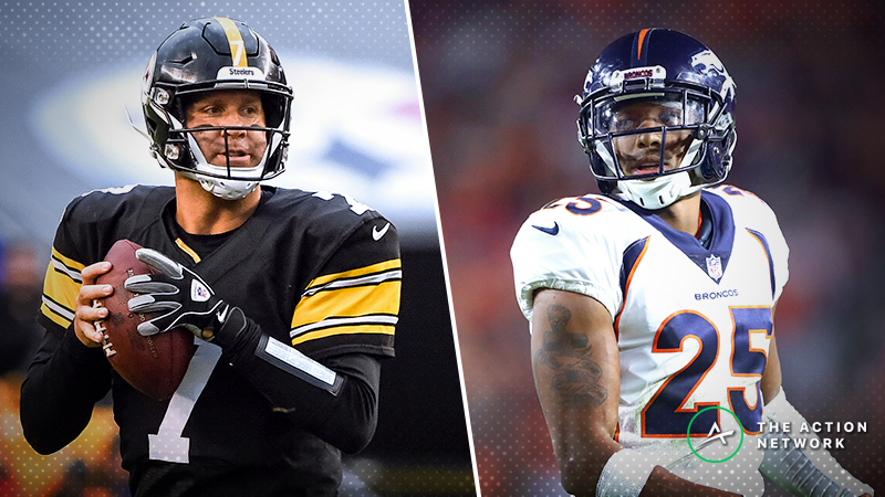 Steelers-Broncos Betting Preview: Should Denver Really Be a Home Underdog? article feature image