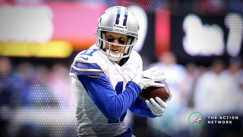 Best Saints-Cowboys TNF Props: Cole Beasley Over/Under 43.5 Receiving Yards? article feature image