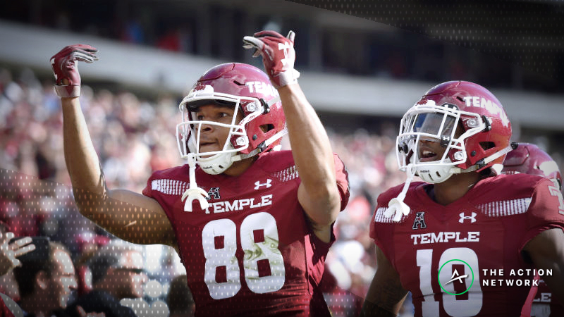 Temple-UCF Betting Preview: Do Owls Have Recipe to Keep it Close? article feature image