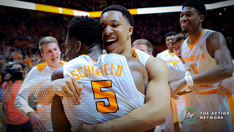 Buy Tennessee's National Title Futures Before the Market Catches Up article feature image