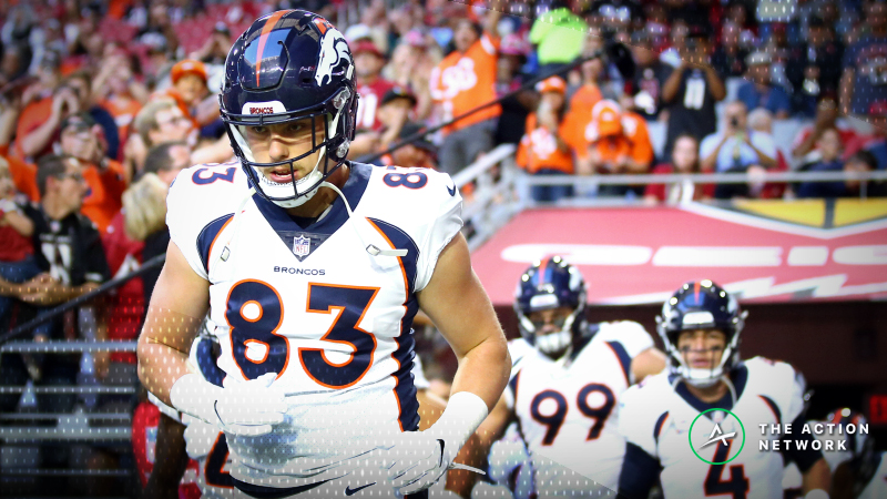Fantasy Football TE Report: Matt LaCosse, More Week 13 Starts and Streamers article feature image