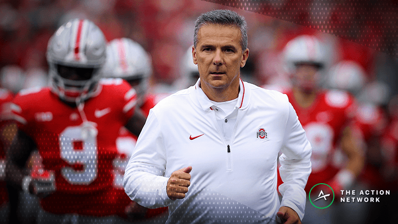 Ohio State's 51-Game Streak as a Favorite Ends vs. Michigan article feature image