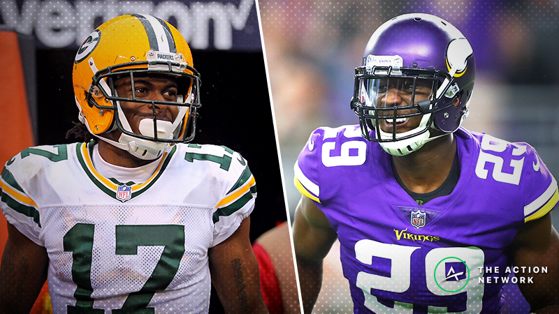 NFL Week 12 WR/CB Matchups: It's Davante Adams vs. Xavier Rhodes on SNF, More Shadow Dates article feature image