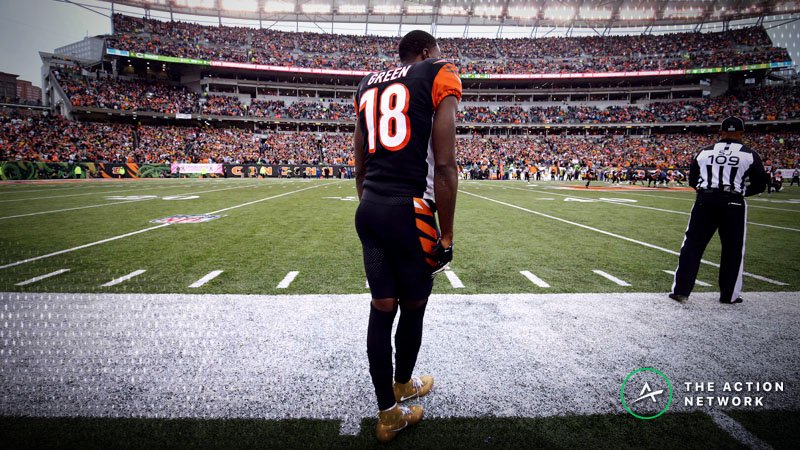 Saints-Bengals Betting Preview: Finding Value With This High Over/Under article feature image