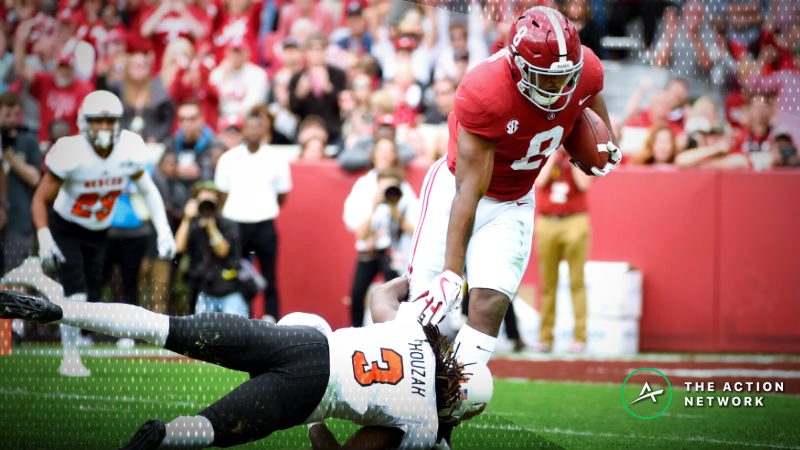 How to Bet Tin Horn Weekend: Breakdowns, Picks for SEC vs. FCS Matchups article feature image