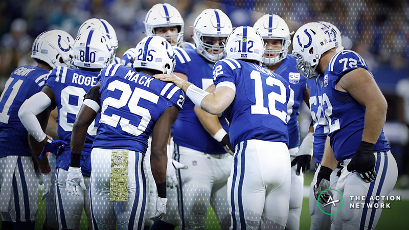 Titans-Colts Betting Preview: Who Has the Advantage in the Trenches? article feature image