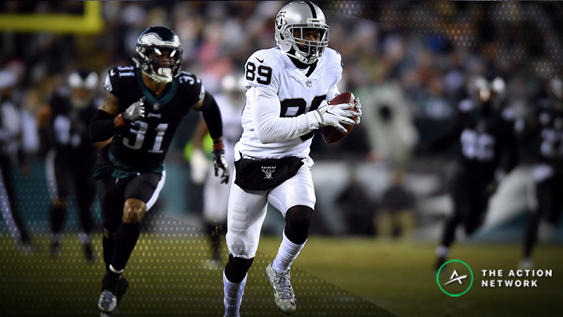 Best Titans-Cowboys MNF Player Props: Amari Cooper Over/Under 4 Receptions? article feature image