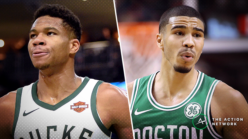 Bucks-Celtics Betting Guide: Is the Market Still Undervaluing Milwaukee? article feature image
