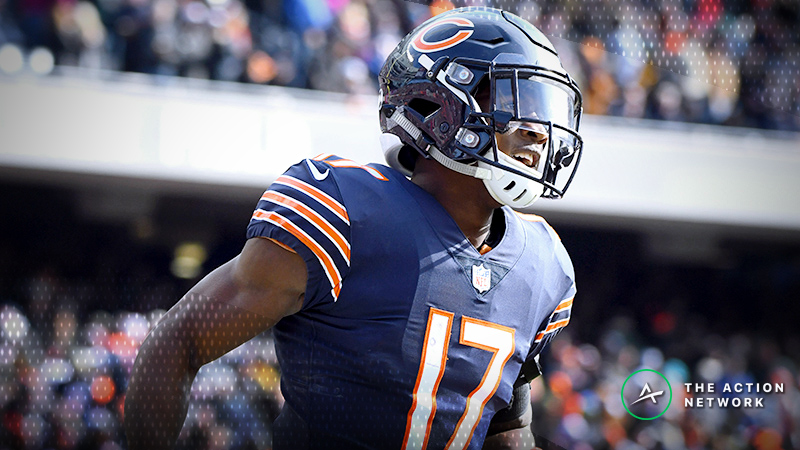 Fantasy Football Waiver Wire Targets for Week 11: Snag Anthony Miller While You Still Can article feature image