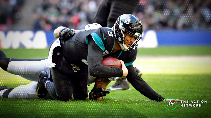 Week 12 NFL Betting Market: Sharps Backing Bills Against Jaguars article feature image