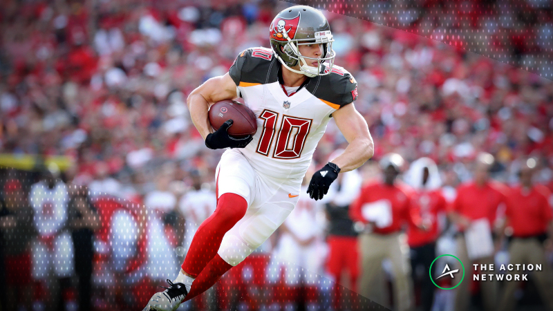 Fantasy Football Start or Sit for Week 13: Adam Humphries is the Bucs' New No. 2 article feature image
