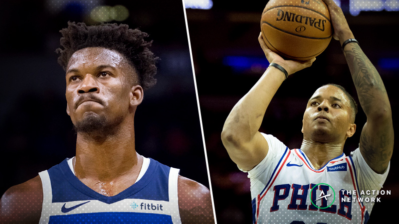 Wob: 76ers Still Have More Moves to Make After Jimmy Butler Trade article feature image