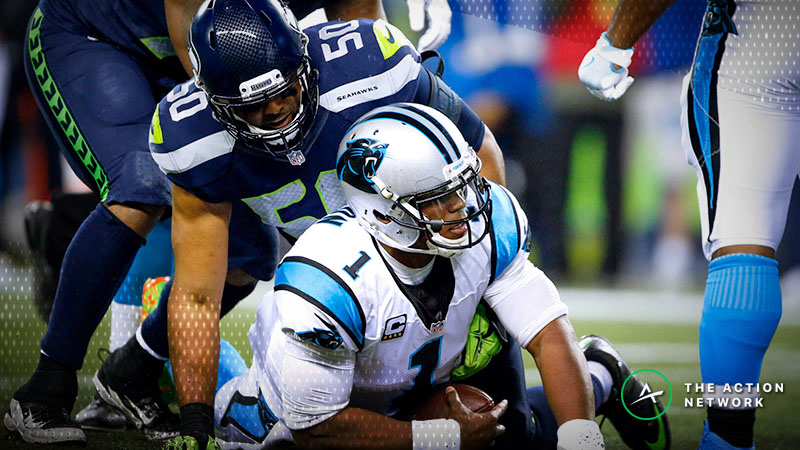 NFL Expert Picks: Seahawks-Panthers, Patriots-Jets, More Week 12 Bets article feature image