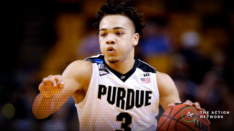 Wednesday's NCAAB Betting Previews: North Carolina-Michigan, Purdue-Florida State article feature image