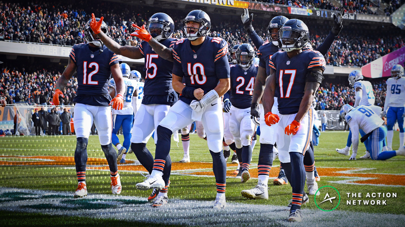 Top NFL Week 10 Fantasy Football Performers: The Bears and Saints are Rolling on Offense, More article feature image