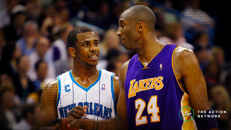 """Wob: The Best """"What if…?"""" Moments in NBA History article feature image"""