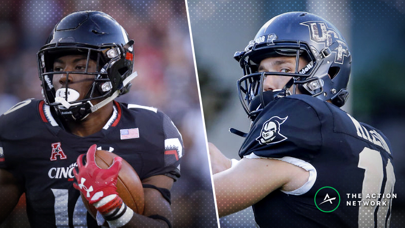 Cincinnati-UCF Betting Guide: Are Knights Undervalued? article feature image