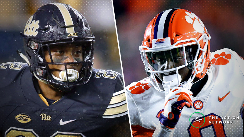 Clemson-Pitt Betting Guide: Can Panthers Score Enough to Cover in ACC Championship? article feature image