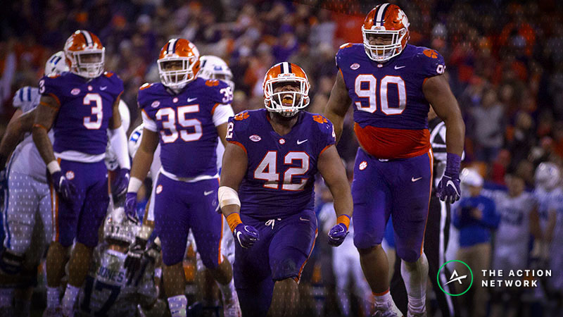 5 College Football Conference Championship Mismatches Bettors Should Note article feature image