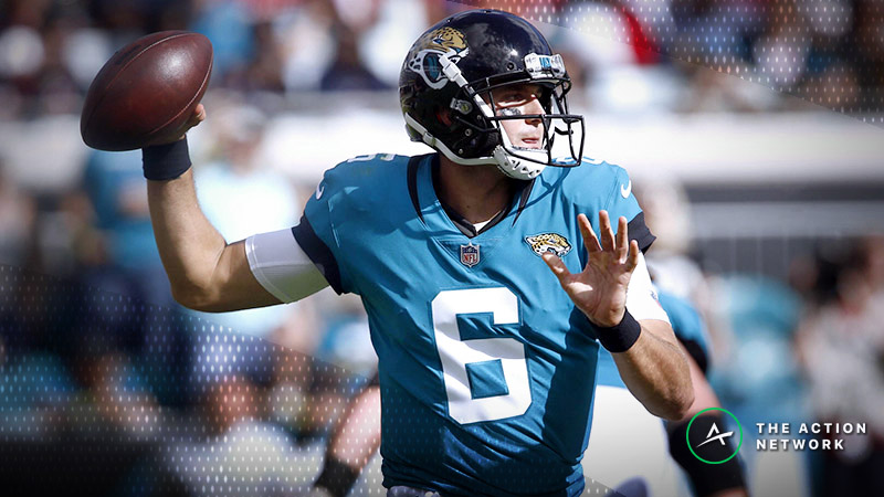 Colts-Jaguars Betting Preview: Will Jacksonville's Slide Continue? article feature image