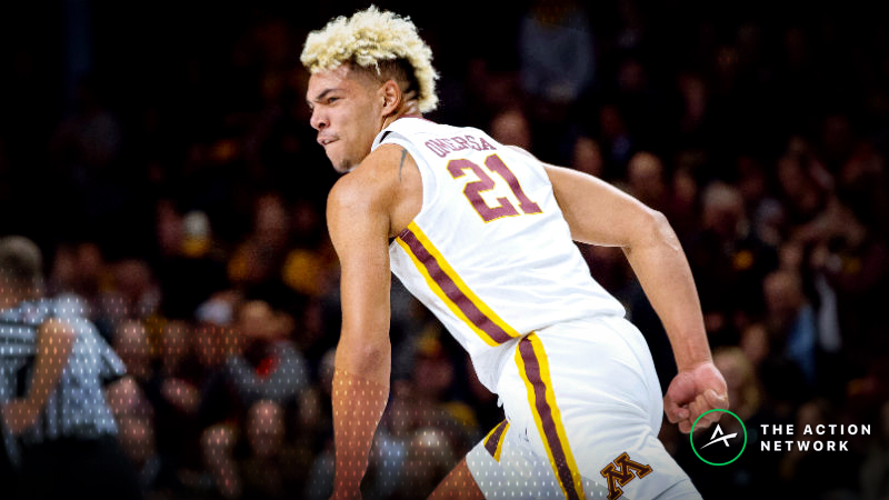 College Basketball Bet to Watch: Uncovering Value in Minnesota-Boston College article feature image