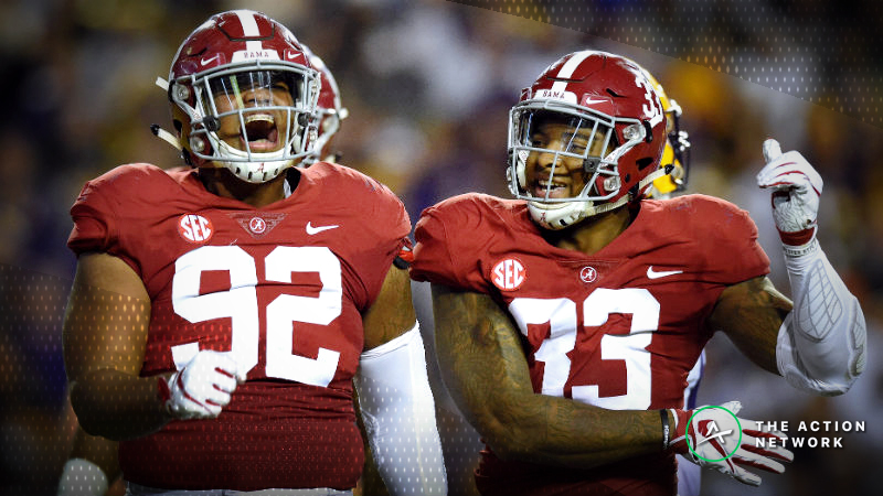 College Football Conference Championship Betting Cheat Sheet: Picks, Live Odds, More article feature image