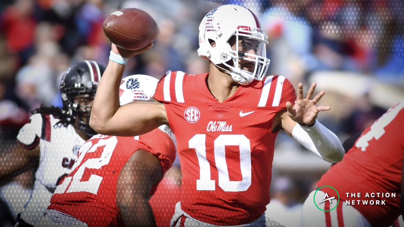 5 College Football Week 11 Mismatches Bettors Can Exploit: Big Ten and SEC Edition article feature image