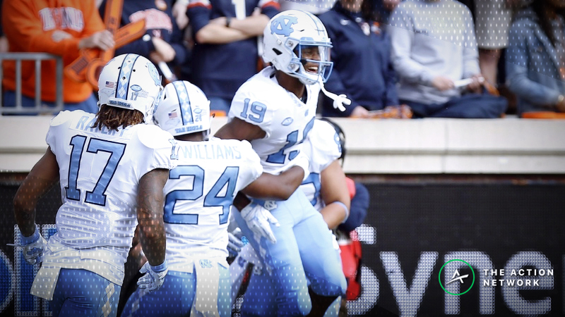 Stuckey, Locky, Wilson: 3 College Football Moneyline Underdogs to Bet for Week 11 article feature image