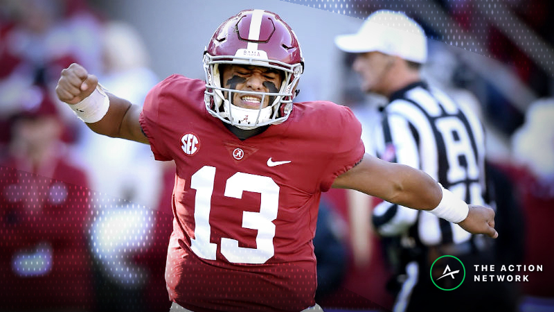 2018 College Football Playoff Projections Before Week 12: Top 4 Keep Rolling article feature image