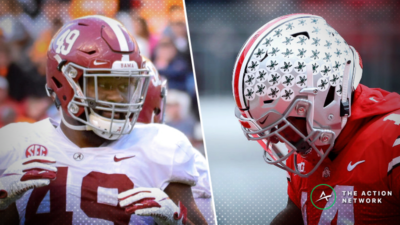 2018 College Football Rankings, Week 11: AP Poll, Playoff Top 25, Vegas Ratings, Coaches Poll article feature image