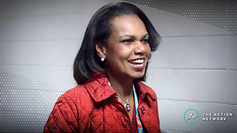 Odds the Browns Will Interview, Hire Condoleezza Rice article feature image