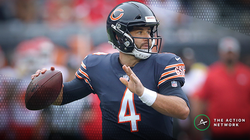 Zylbert's NFL Over/Unders: Can 49ers Defense Contain Mitchell Trubisky? article feature image