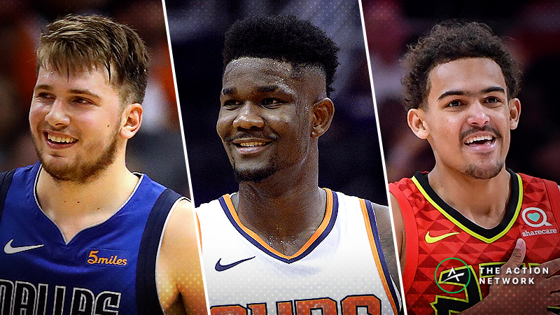 2018-19 NBA Rookie of the Year Model: Is the Market Underrating Deandre Ayton? article feature image