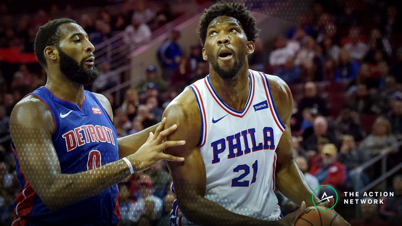 Wob: How to Correctly Judge Joel Embiid vs. Andre Drummond — and All Basketball Feuds article feature image