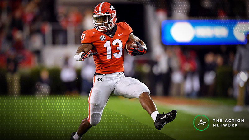 Stuckey, Locky, Wilson: 3 College Football Moneyline Underdogs to Bet for Week 14 article feature image
