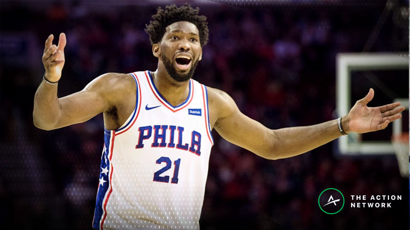 76ers-Jazz Betting Guide: Will Philly Bounce Back on the Road? article feature image
