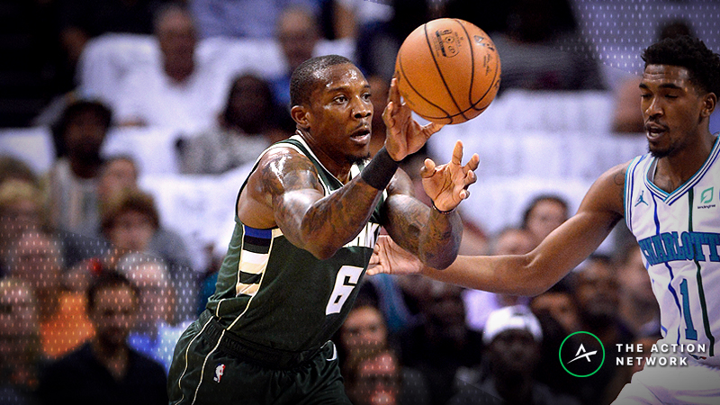 Thursday's Best NBA Player Props: Betting Eric Bledsoe Assists, More article feature image