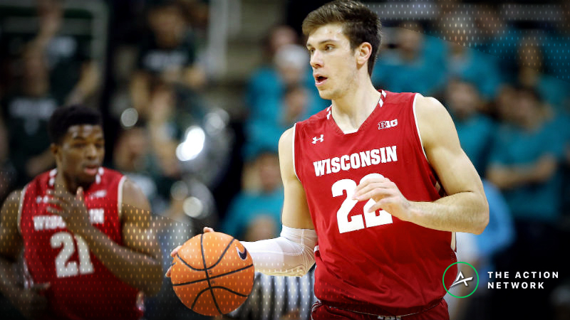 Tuesday College Basketball Betting Previews: Wisconsin-Xavier, Georgetown-Illinois article feature image