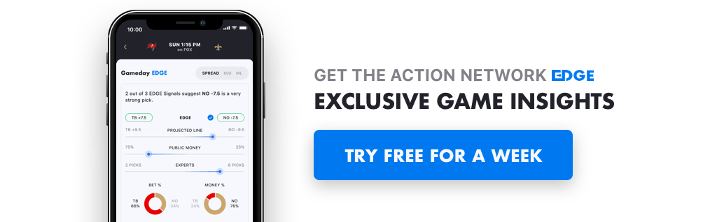 Action Network: Sports Betting Odds, News, Insights, & Analysis