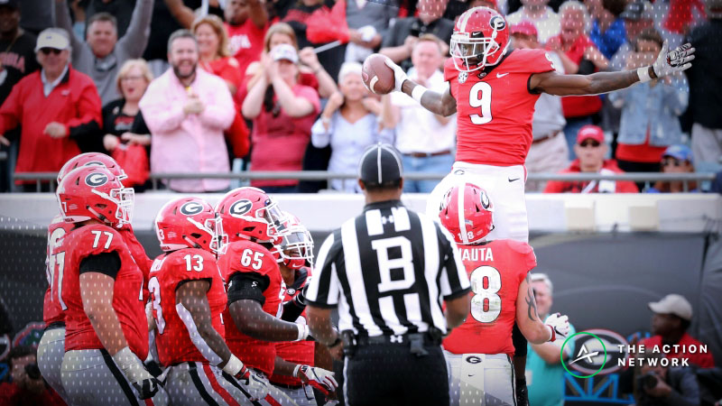 Wilson: Projecting Week 12 College Football Over/Unders article feature image